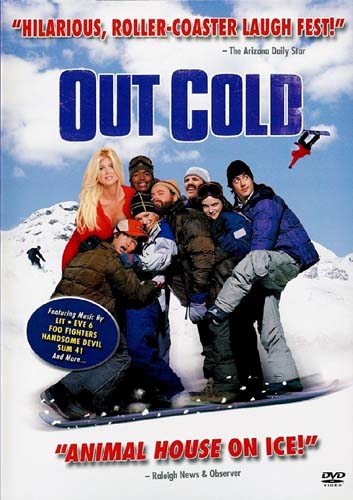 Copertina Film Out Cold