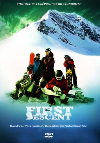 Copertina Film First Descent